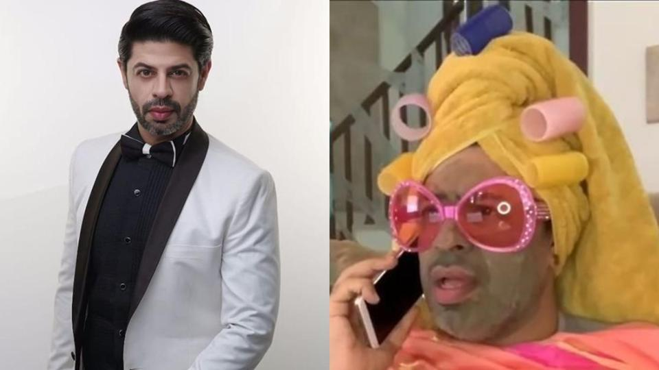 Actor Ssumier Pasricha has been a part of shows such as Sasuraal Simar Ka and Code Red.