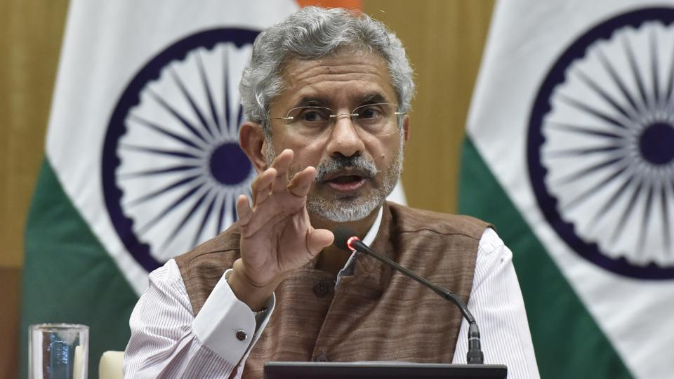 External Affairs Minister S Jaishankar described maritime security as the new frontier in cooperation between India and Africa.