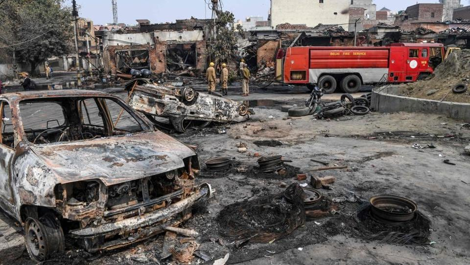 Delhi riots: Police unprepared, failed to anticipate scale in numbers, shows data