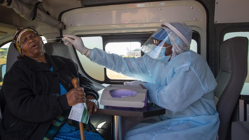 As rich nations struggle, Africa's coronavirus response is praised