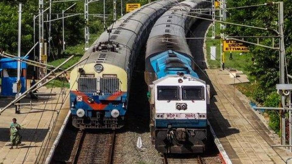 During 2018-19, the railways generated total internal earnings of Rs 1,90,507 crore against the targeted internal earnings of Rs 2,01,090 crore, the report noted. (Photo @RailMinIndia)