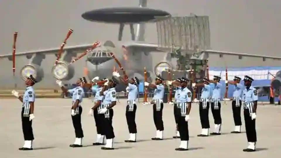 IAF Recruitment 2020.