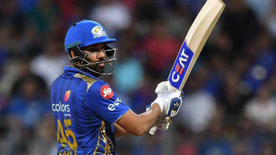 Rohit Sharma will be looking for a big score against KKR.