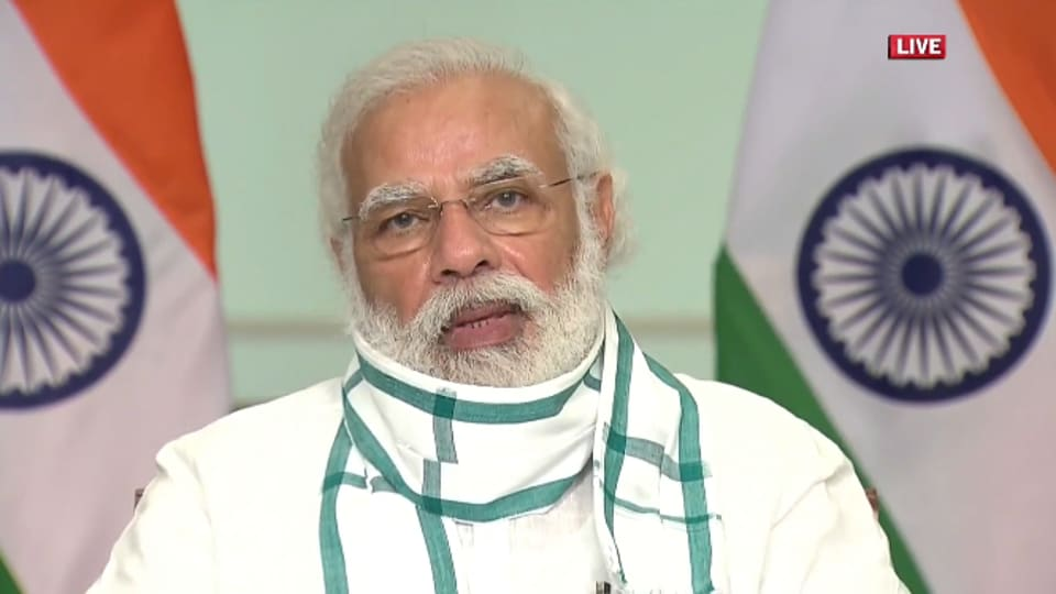 Prime Minister Narendra Modi said that India has said that India has ensured the supply of life-saving medicines all over the world even in difficult times.