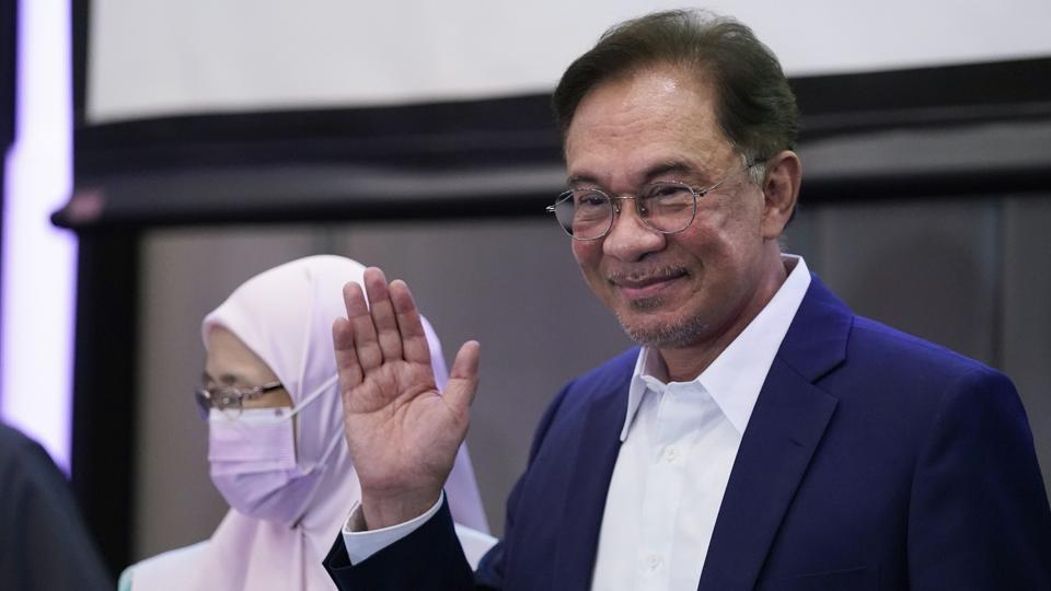 Anwar's Alliance of Hope was elected in 2018 but collapsed after Muhyiddin withdrew his party and tied up with corruption-tainted opposition parties to form a Malay-centric government in March.