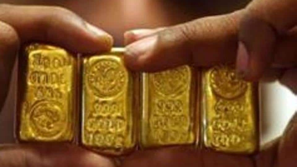 In global markets, gold prices continued its downtrend today with a fall in the previous session as well. Spot gold fell by 0.68% to $1887.3 per Troy ounce.