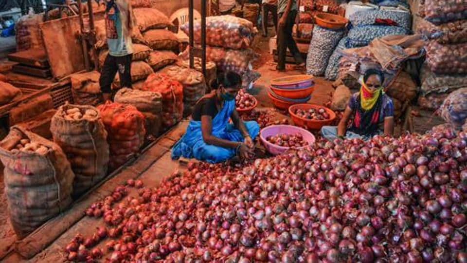 Why onion farmers often end up in tears