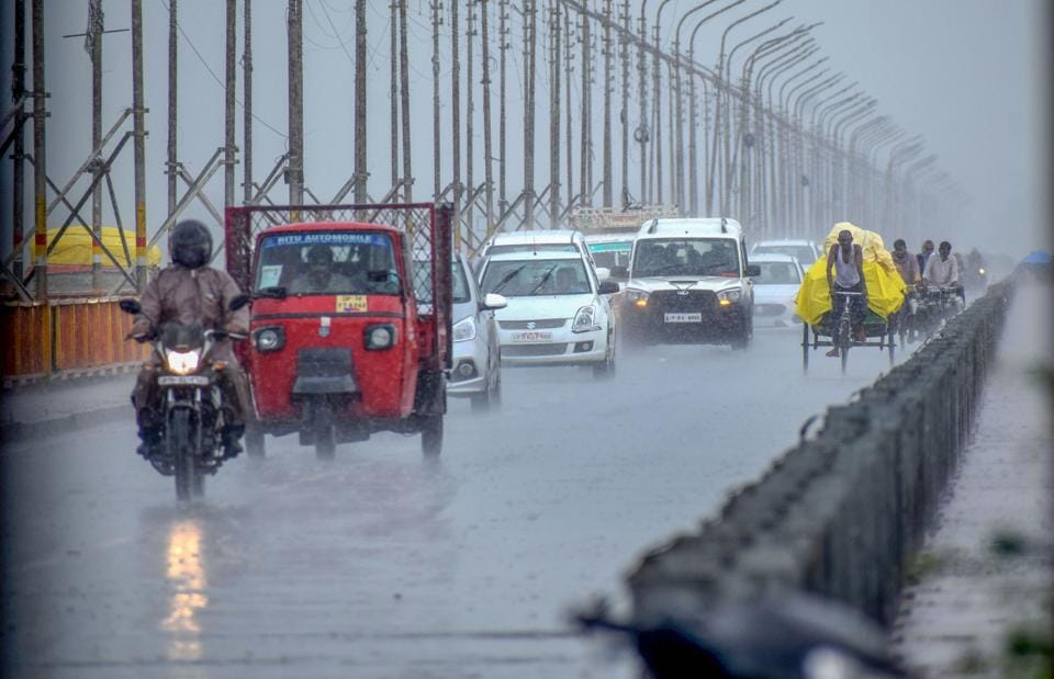 The country has recorded 7.7% excess rainfall since June 1.
