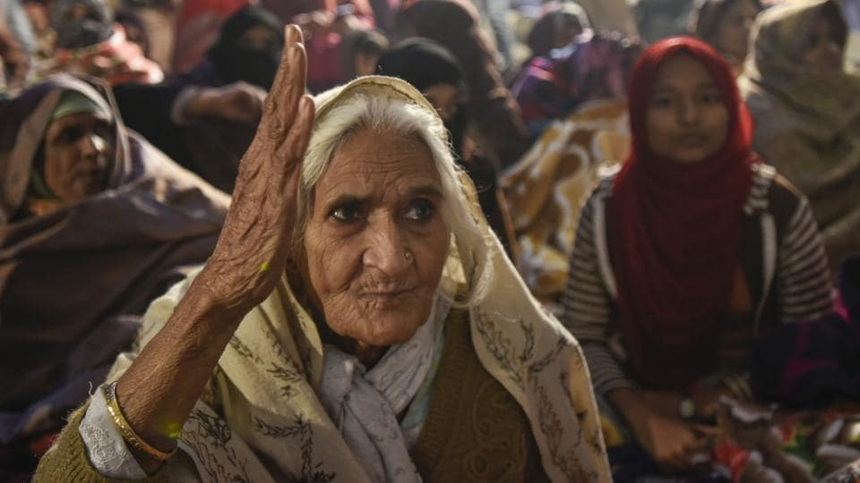 """When asked what motivated these women to sit on the arterial road no. 13 A in Shaheen Bagh through rain and coldest Delhi winter of the century, Bilkis, 82, told HT in January: """"This protest is for our rights and mainly our children. We will not give up till the CAA is repealed."""""""