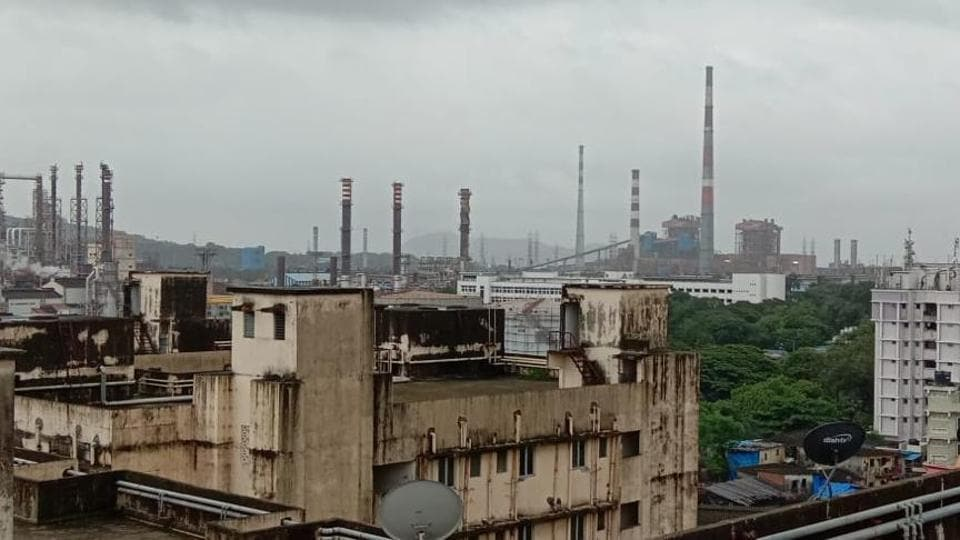 Residents of the Mahul-Trombay industrial area have been demanding their rehabilitation for the past two years on health grounds because of severe air pollution.