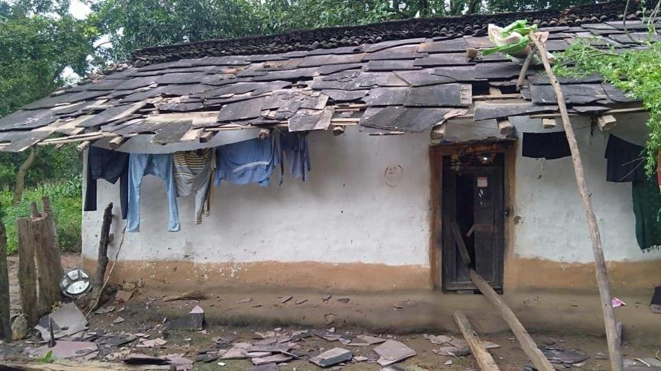 Some villagers alleged that their houses were ransacked by a group of villagers in Chhattisgarh's Bastar division.