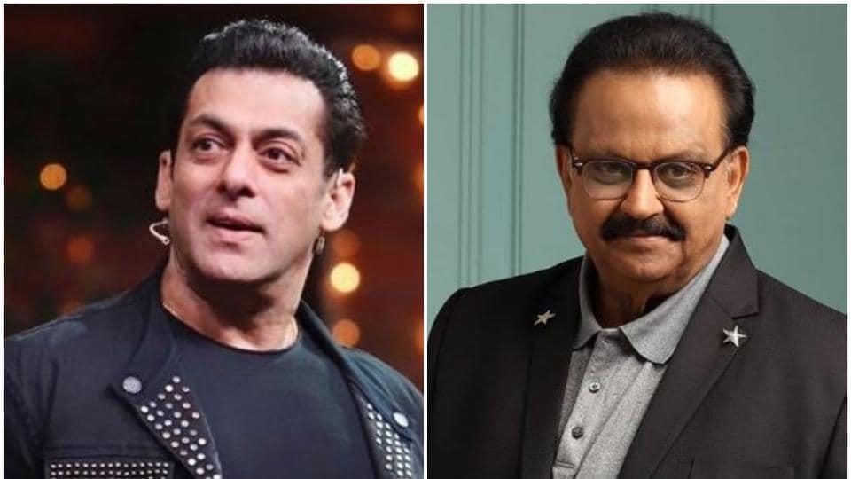 Salman Khan tweeted about SPBalasubrahmanyam's health.