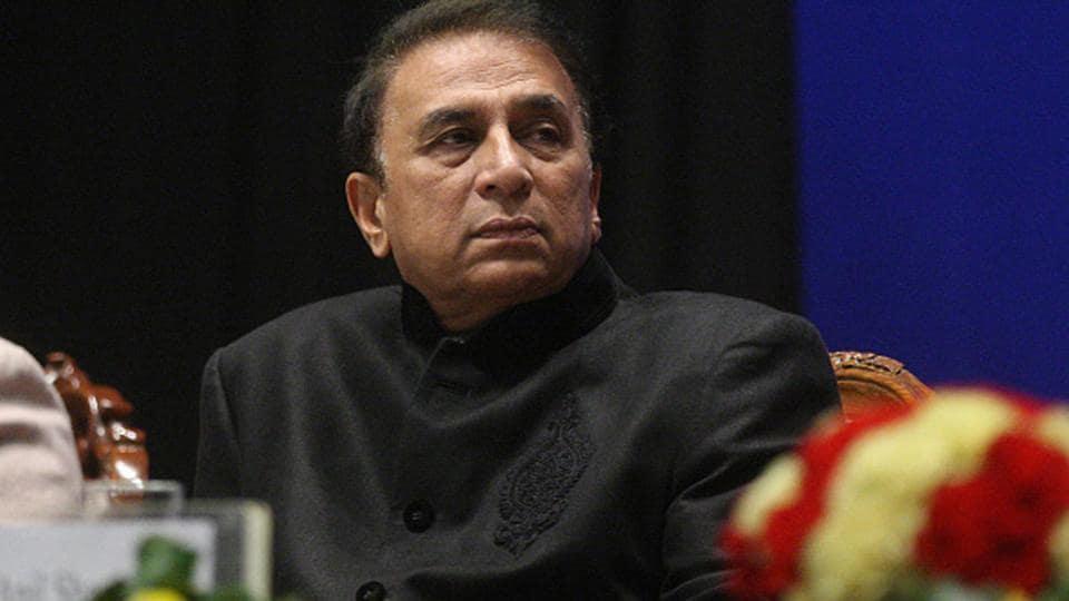 IPL 2020: File image of Sunil Gavaskar
