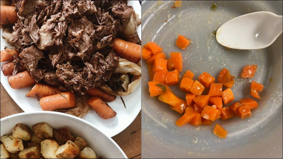 Cooked carrots and not raw ones can trigger allergic reactions