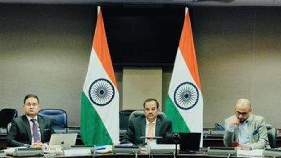 Mahaveer Singhvi, joint secretary (counter-terrorism) in the external affairs ministry who led the Indian delegation, pointed out the meeting was being held on a day when the Indian embassy in Kabul was attacked by a Pakistan-backed terror group 12 years ago and Indians and Afghans were killed. (Photo@SINGHVI_MEA)