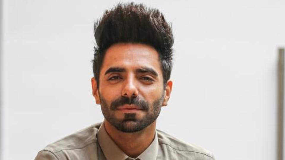 Actor Aparshakti Khurana will be seen next in Helmet.