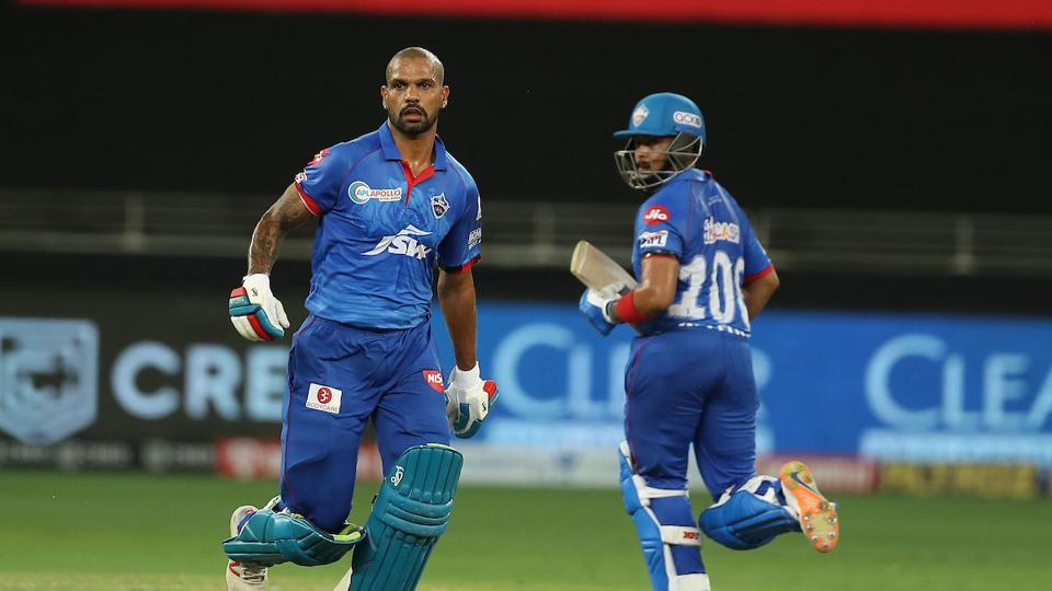 Shikhar Dhawan and Prithvi Shaw put on 94 runs for the opening wicket for Delhi Capitals. (IPL)