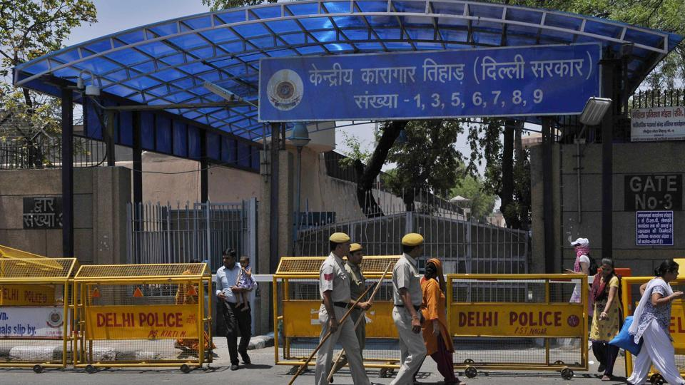 The administrative block at the jail complex has been sanitised two-three times since Sandeep Goel tested positive.