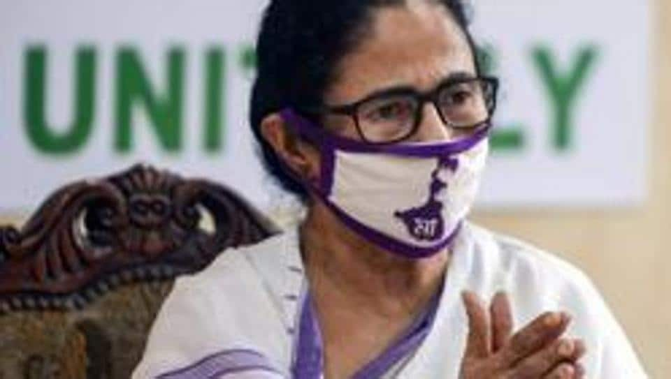 File photo: West Bengal chief minister Mamata Banerjee.