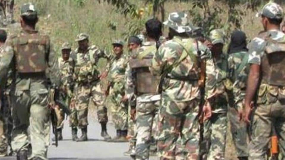 Maoists killed 25 paramilitary personnel in the April 2017 attack at Burkapal in Sukma.