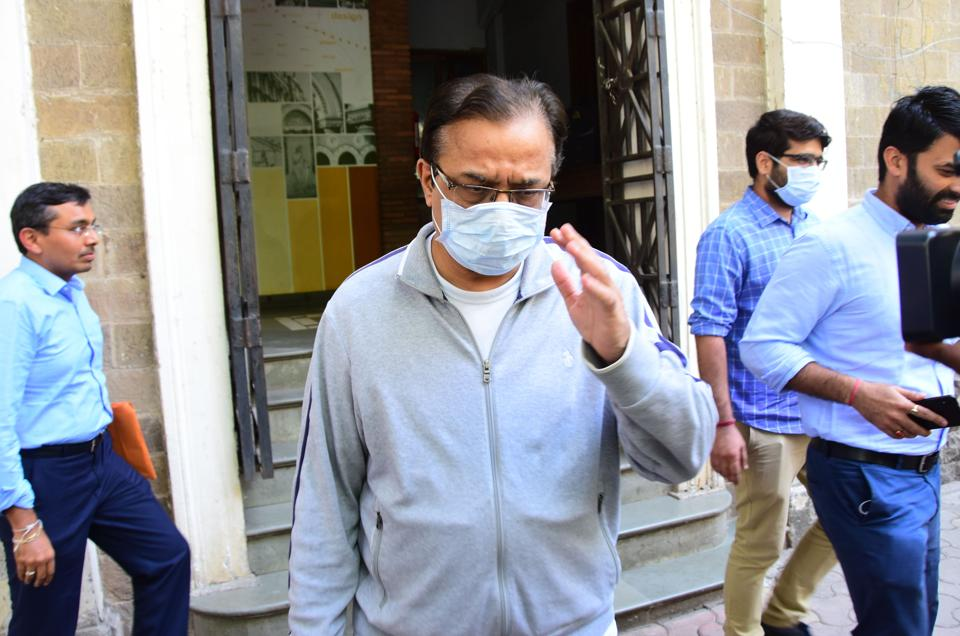 Yes Bank founder Rana Kapoor is seen in this file photo in Mumbai. The Enforcement Directorate (ED) had initiated a probe into allegations of money laundering after the Central Bureau of Investigation (CBI) registered two cases of corruption against Kapoor in March.