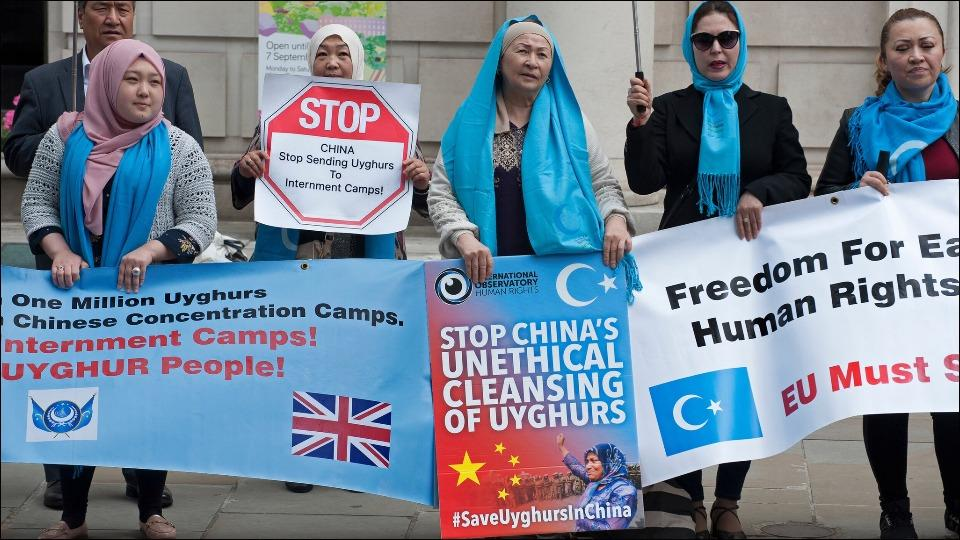 China accused of razing religious sites and shrines in Xinjiang to wipe out Uyghur Muslims