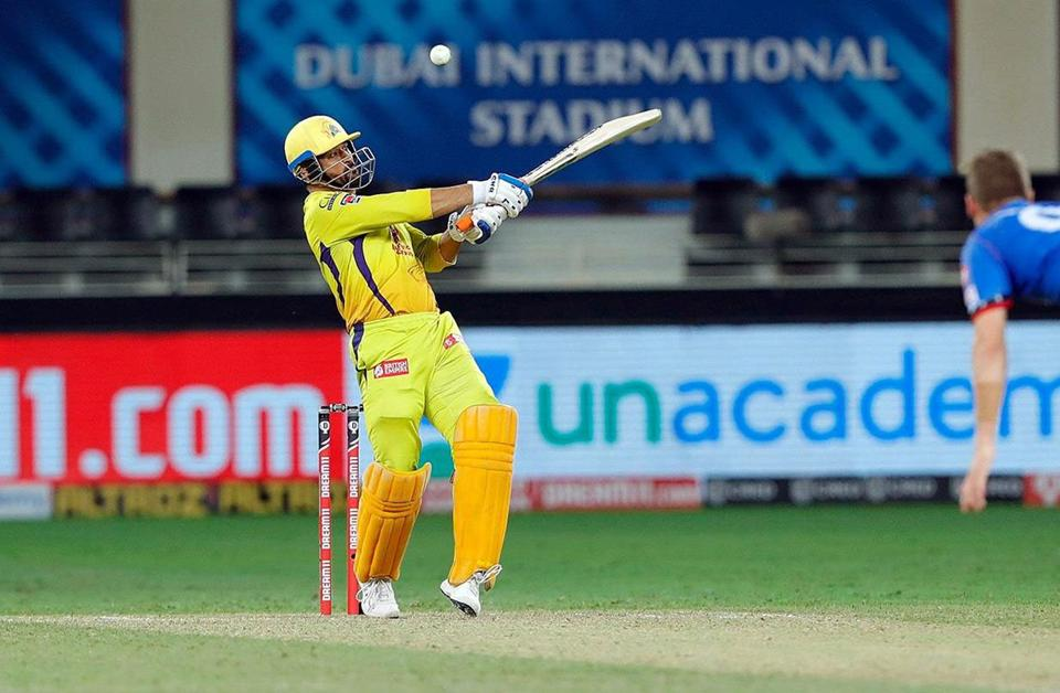 MS Dhoni scored 15 odd 12 before he was out caught behind off Kagiso Rabada. (pti)