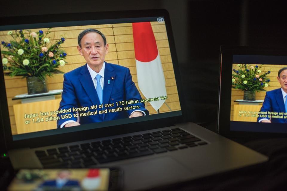 www.hindustantimes.com: Japan's new PM Yoshihide Suga says stable Japan-China ties key to region