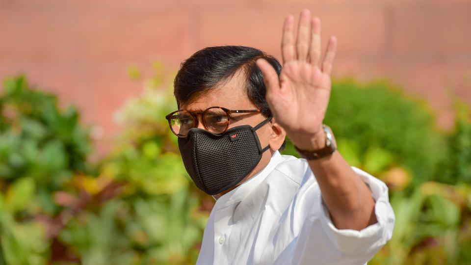 Mumbai can supply issues to Bihar election if they have exhausted theirs, Shiv Sena MP Sanjay Raut said in a sarcastic comment.