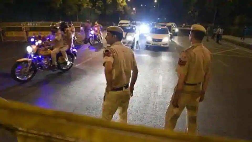 The duo was caught on Thursday from their respective homes by a Delhi Police team that has brought them to Delhi on Saturday .