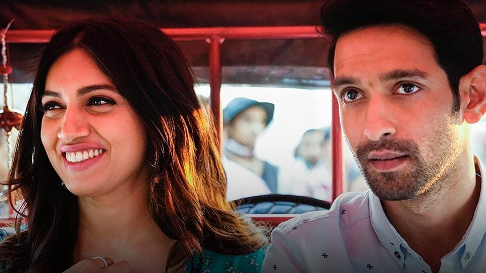 Vikrant Massey on filming intimate scenes with Bhumi Pednekar: 'Only concern was my beard scratching her face'