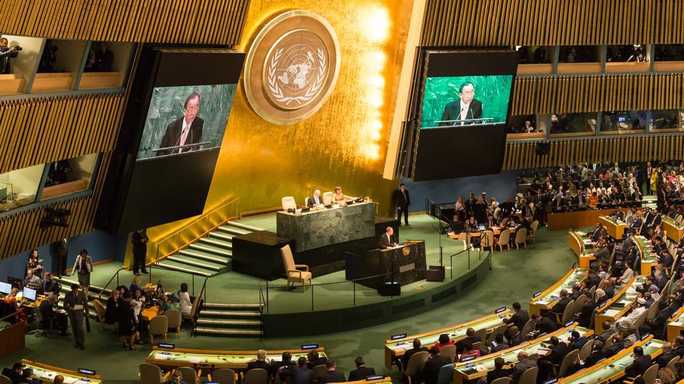 This Covid-19-driven remote UNGA denies these leaders the good feeling and theatrics of speaking from the UN's pulpit; it further robs them of the opportunity of interacting with fellow leaders from other parts of the globe.