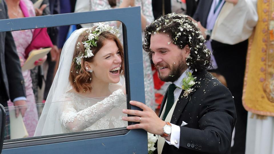 Kit Harington and Rose Leslie are all set to become parents.