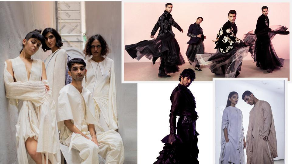 Gender neutrality in fashion isn't an alien idea and six designers have cracked the concept