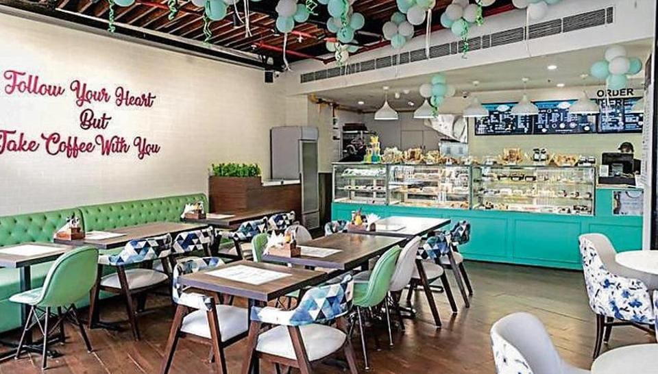 Chic ambience makes it a perfect place to hangout