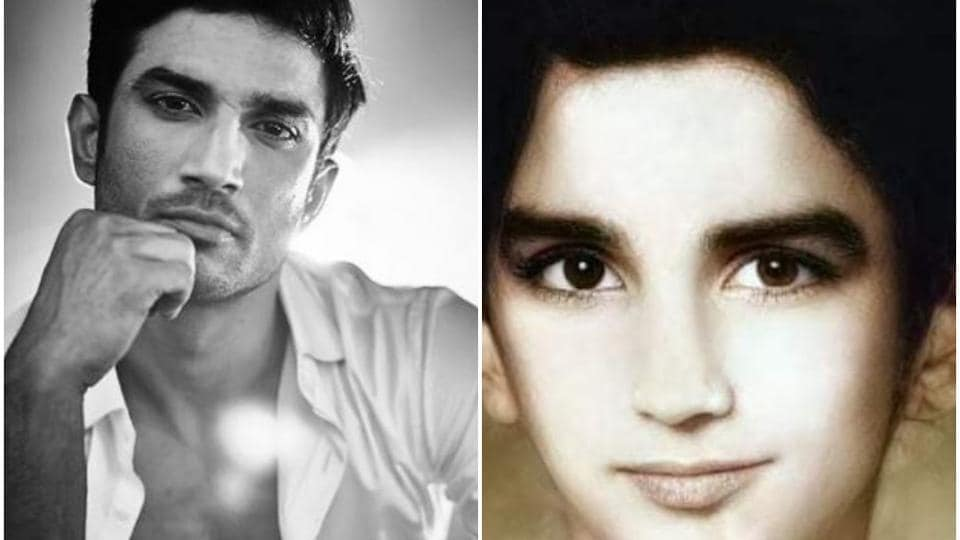 Shweta Singh Kirti shared a throwback picture of her late brother, actor Sushant Singh Rajput.
