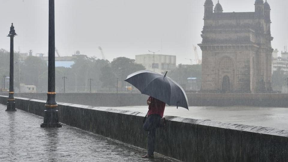 Southwest monsoon's withdrawal from Mumbai is expected to be delayed by nine days.