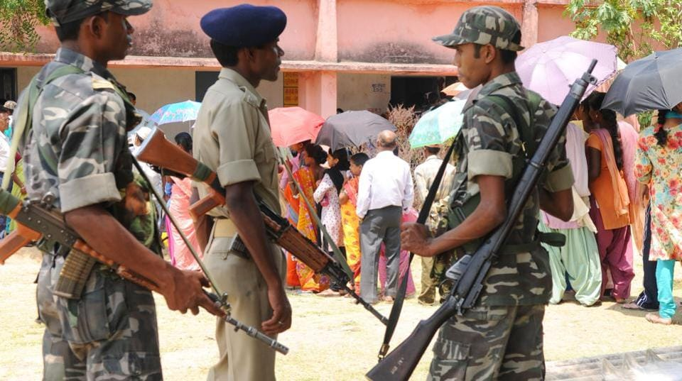 The CAPF battalions would reach the state before October 10 and would remain deployed across the 243 parliamentary constituencies till seven days before the polling dates.