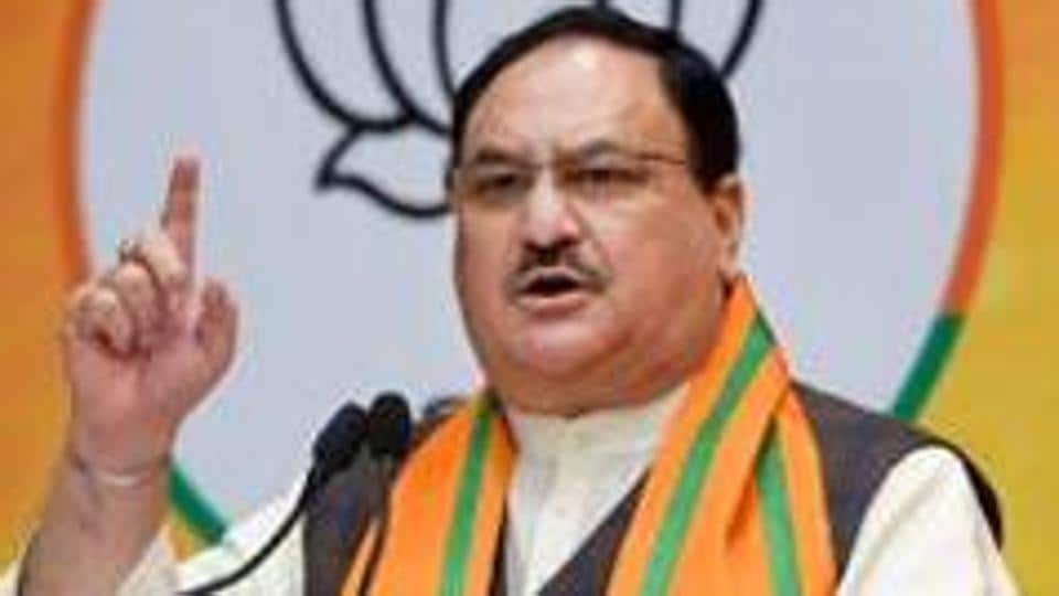 BJP  president JP Nadda had served as BJP's UPin-charge before he was made party's chief.