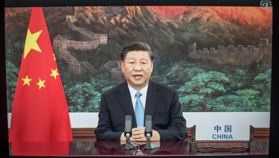 Xi, not known for his environmental concern, will have multiple reasons for the announcement