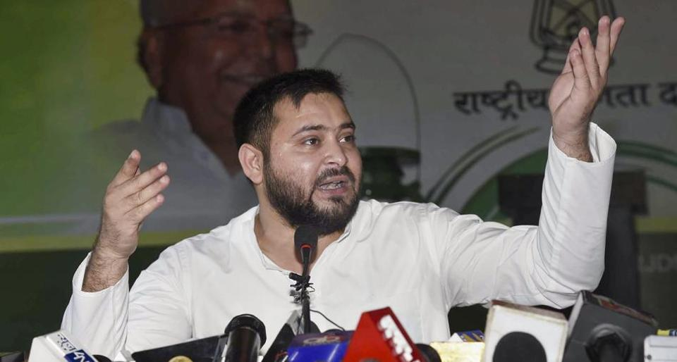 RJD leader Tejashwi Yadav  is not inclined to allot  more than 60 seats to the Congress for the Bihar assembly elections.