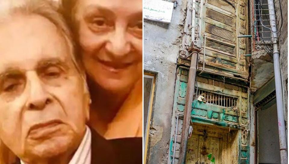 Dilip Kumar's wife Saira Banu hails Pak government's efforts to conserve his ancestral home: 'I wish them success' – bollywood