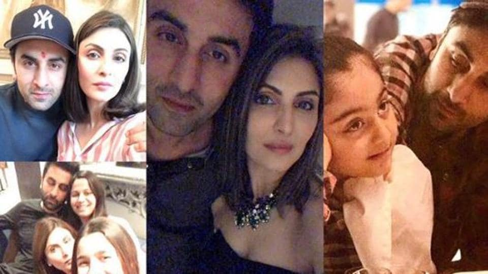 Riddhima Kapoor Sahni wished her brother Ranbir Kapoor on his 38th birthday.