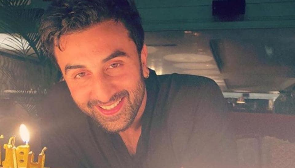 Alia Bhatt takes us inside Ranbir Kapoor's birthday celebrations, says 'Happy Birthday 8' – bollywood