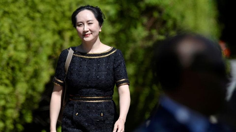 Timeline of Huawei CFO Meng Wanzhou's extradition case