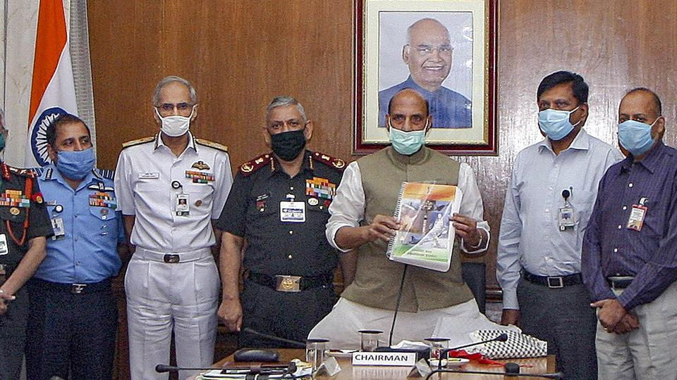 The DAC, headed by defence minister Rajnath Singh, cleared the purchase of the smart anti-airfield weapon at a cost of Rs 970 crore to add to the firepower of the navy and the air force.