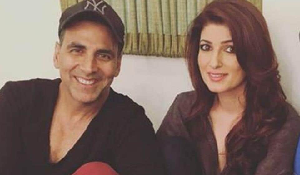 Akshay Kumar and Twinkle Khanna were interviewed by children.