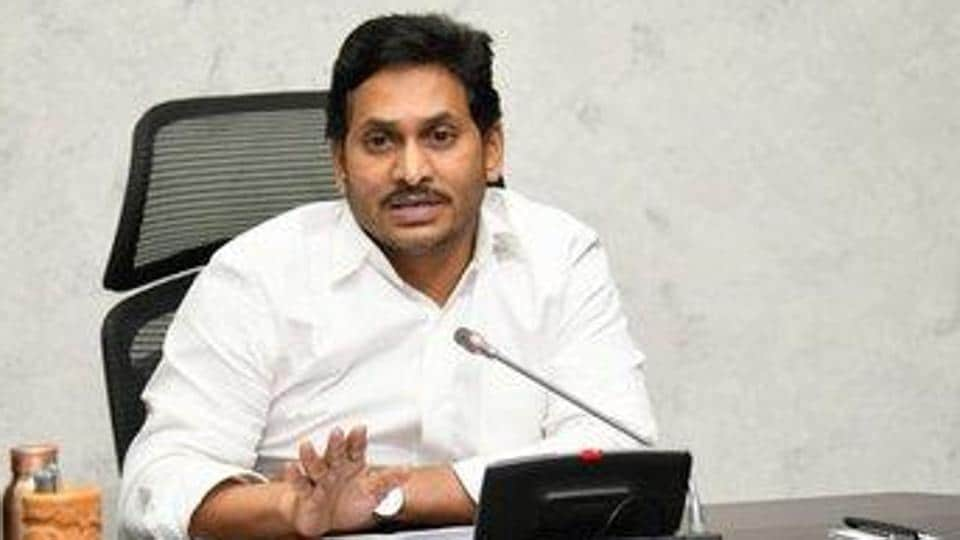 With the Jagan Mohan Reddy government dumping the Amaravati capital city project and deciding to go in for the three- capital plan, the farmers of Gannavaram airport region are left in the lurch. (Photo @YSRCParty)