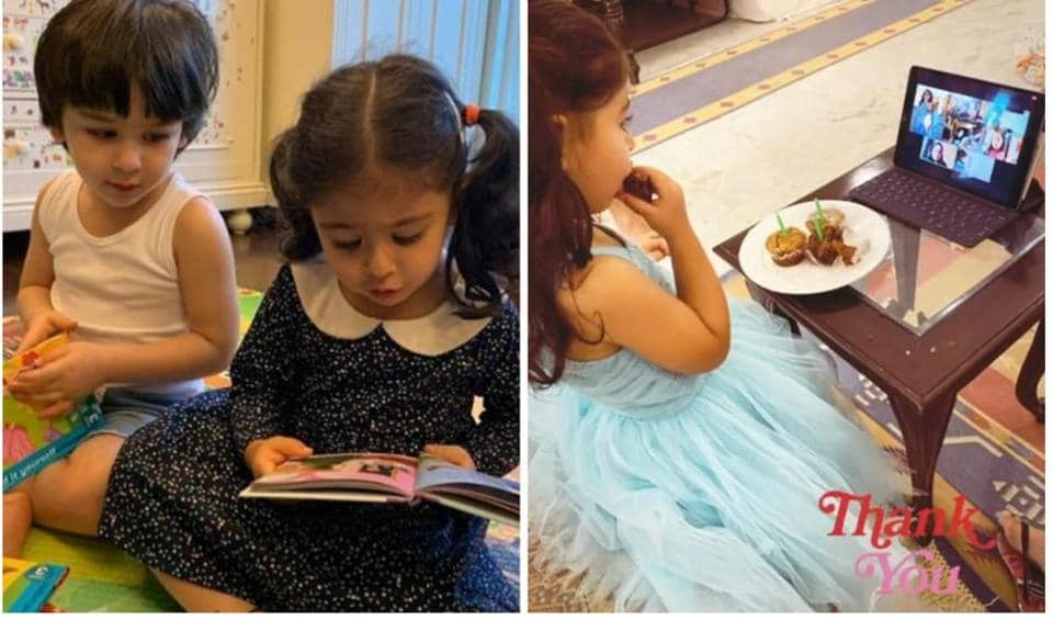 Soha Ali Khan and Kunal Kemmu's daughter Inaaya Naumi Kemmu celebrates her birthday on Tuesday.