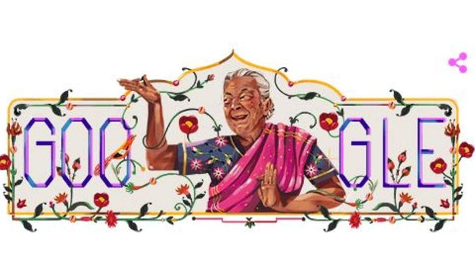 Zohra Sehgal: Google remembers iconic Indian actor, dedicates doodle